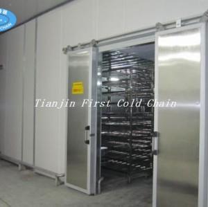 Descongelador de alimentos con baja temperatura alta máquina de humedad para carne congelada beaf