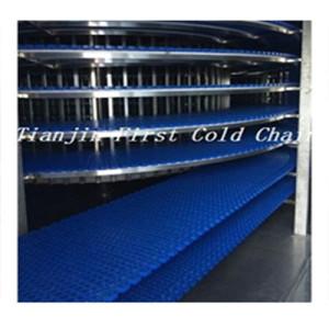 Китай Высокое качество Спиральная градирня / конвейер для Хлеб / Тост