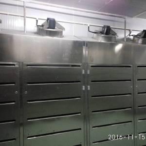 Equipo de descongelamiento de aire de alta humedad a baja temperatura