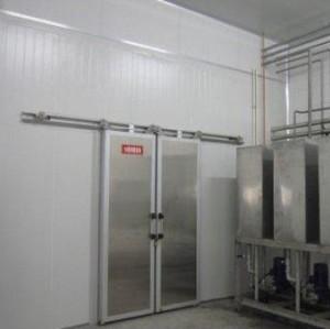 Sitio / máquina congelados de la baja temperatura del alimento de la carne de la calidad de Hight