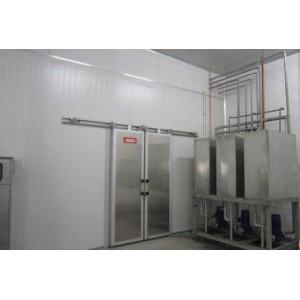 Salle / machine de décongélation à basse température d'aliments de viande congelée de qualité supérieure
