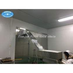 China high effective Spiral Freezing or Spiral IQF Freezer for Meat or Seafood