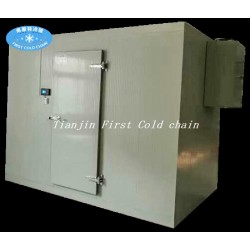 China Small Cold Storage with Refrigeration Equipment in China first cold chain
