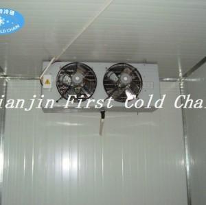 Компрессор, Холодильное оборудование, Небольшое холодильное помещение в Китае