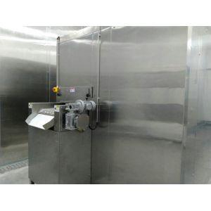 Fluidización individual congelador rápido para fresa