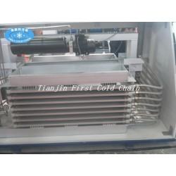 China Contact Plate Freezer/Quick Freezer for Fish Fillet Plate Freezer