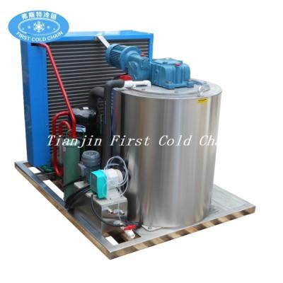 Máquinas de hielo en escamas 2.5t / 24h / máquina de hielo en escamas / rebanadora de hielo