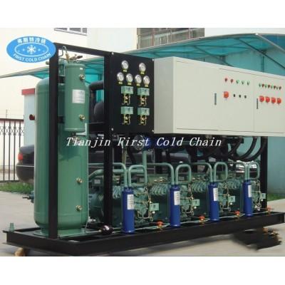Unidad de compresor Refrigerationcuse para congelador / frigorífico / compresor de cámara fría