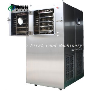 Factory Directly Supply Fruit freeze Drying Machine for Medical and food processing