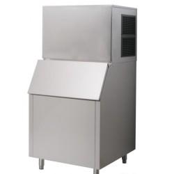 Machine de fabricant de cube de balle de glace d'excellente qualité pour le supermarché, burger