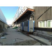 China benifit Tunnel freezer 100kg/h -1000kg/h for Freeze Pizza