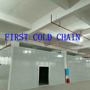 Китай высокоэффективное холодильное хранилище / Комната для овощей и фруктов
