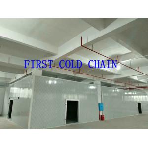 Entrepôt frigorifique à haute efficacité pour la Chine et les fruits