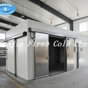 Высокое качество PU Panel Complex Холодная комната для мяса, фруктов и овощей