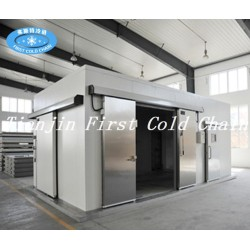 High Quality PU Panel Complex Cold Room for Meat, Fruit and Vegetable