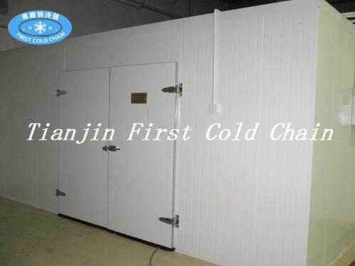Fábrica de la fuente de China de alta calidad de almacenamiento en frío / cámara frigorífica para almacenamiento de alimentos