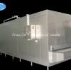 La perspectiva de desarrollo de la máquina de congelación rápida.