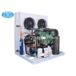 Compresseur de réfrigération à unité parallèle à piston à haute température