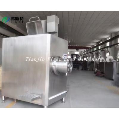 Máquina picadora de carne congelada Máquina picadora de carne picadora para procesamiento de carne