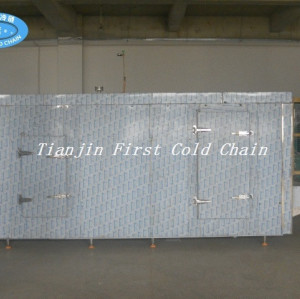 China Factory Supply cost effective Tunnel Freezers /Tunnel Freezing