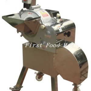 Машина для нарезки кубиками ломтиками овощей