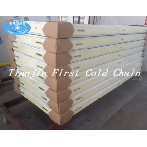 High Quality Polyurethane Sandwich Panels for cold room/cold storage