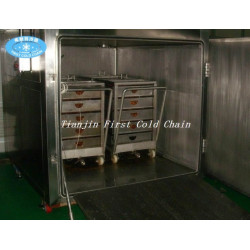 International Standard Vacuum Pre-Cooling Machine for Vegetable and Fruit/Pre-Cooler
