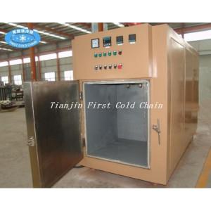 Machine de pré-refroidissement sous vide efficace pour légumes et fruits / pré-refroidisseur