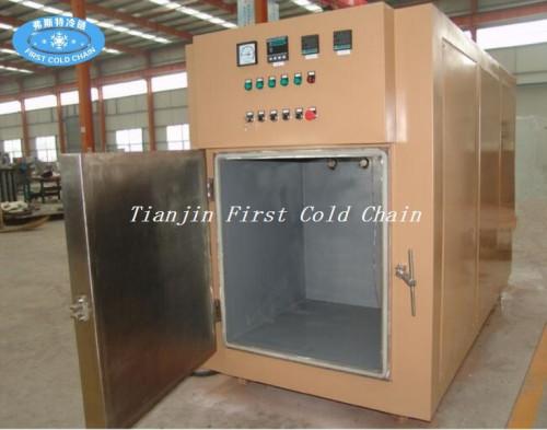 Máquina eficaz de pre-enfriamiento al vacío para vegetales y frutas / pre-enfriadores