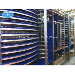 Control Baking Equipment Cooling Tower for Conveyor Bread