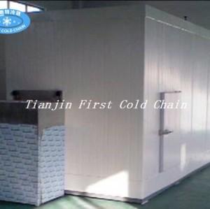 Congelador rápido de frutas / Equipo de congelación rápida de vegetales