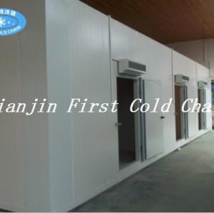 Фабрика китая поставляет высококачественные холодильные камеры / холодильные камеры для хранения продуктов
