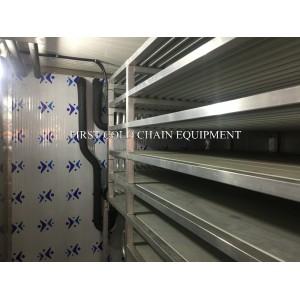 Entrepôt frigorifique de conteneur de haute qualité / chambre froide de conteneur pour le transport réfrigéré