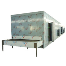 China Factory Directly Supply IQF Tunnel Freezer for Seafood