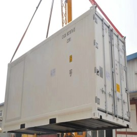 Congelador móvil rápido de la comida comercial de alta calidad en China suplly