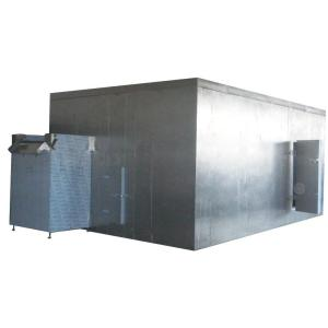 China cost effective Fluidized quick freezer/ IQF machine for frozen fruit