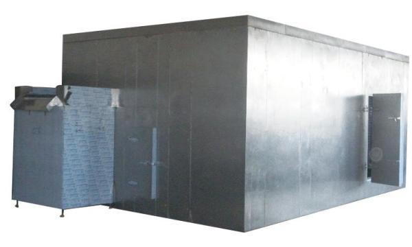 China rentable Fluidizada congelador rápido / maquinaria IQF para fruta congelada