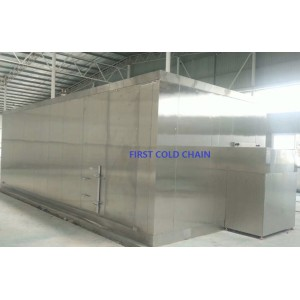 1000kg/h High Quality Frozen French Fries Processing Plant Making Machine