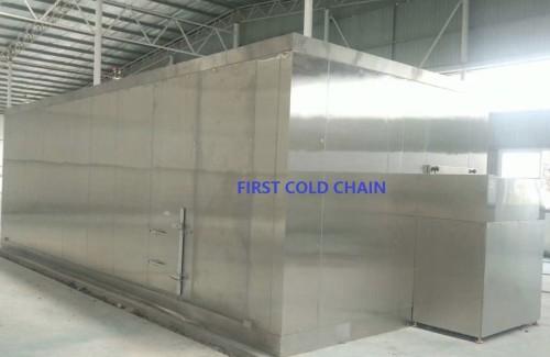 1000kg / h planta de procesamiento de papas fritas congeladas haciendo maquinaria