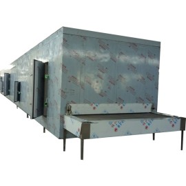 China Factory fournit directement un congélateur tunnel facile à utiliser pour les fruits de mer
