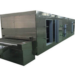 Tunnel Freezer for meat from 100kg/h to 1500kg/h in China first cold chain
