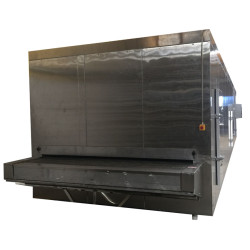 China High Quality professional tunnel freezers for seafood or meat processing