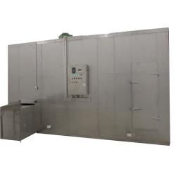 China high quality Spiral freezer 1500kg/h for dumplings
