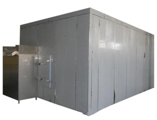 China rentable máquina de IQF fluidificada por fruta / equipo de procesamiento de alimentos