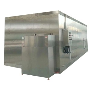 China  High Quality IQF machine for vegetable /quick freeze machine