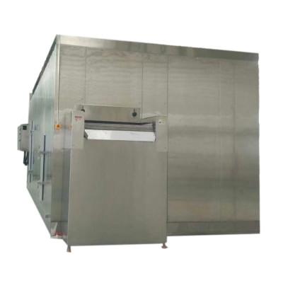 Congelador rápido fluidizado IQF de alta calidad para bayas vegetales