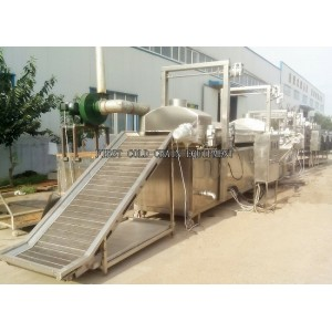 Hight Quality Full Automatic Frozen French Fries Production Line for china