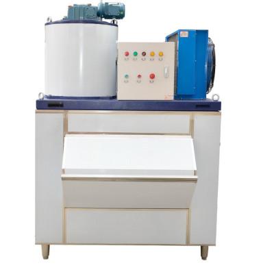 Proveedor de China de alta calidad pequeño tipo 0.2T / 24H maquinaria para fabricar hielo en escamas