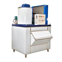 Machine à glaçons de haute qualité 1.5T / 24H de fournisseur de la Chine pour le stockage de pêche