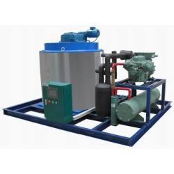 Machine de fabrication de glace en paillettes 4T / 24H chaude et rentable en Chine
